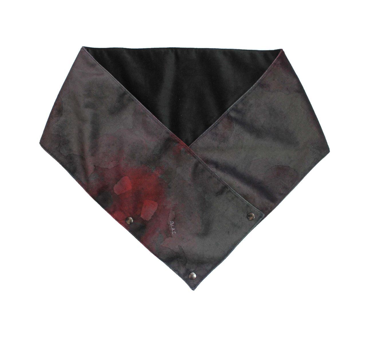 Écharpe Aqua Rouge