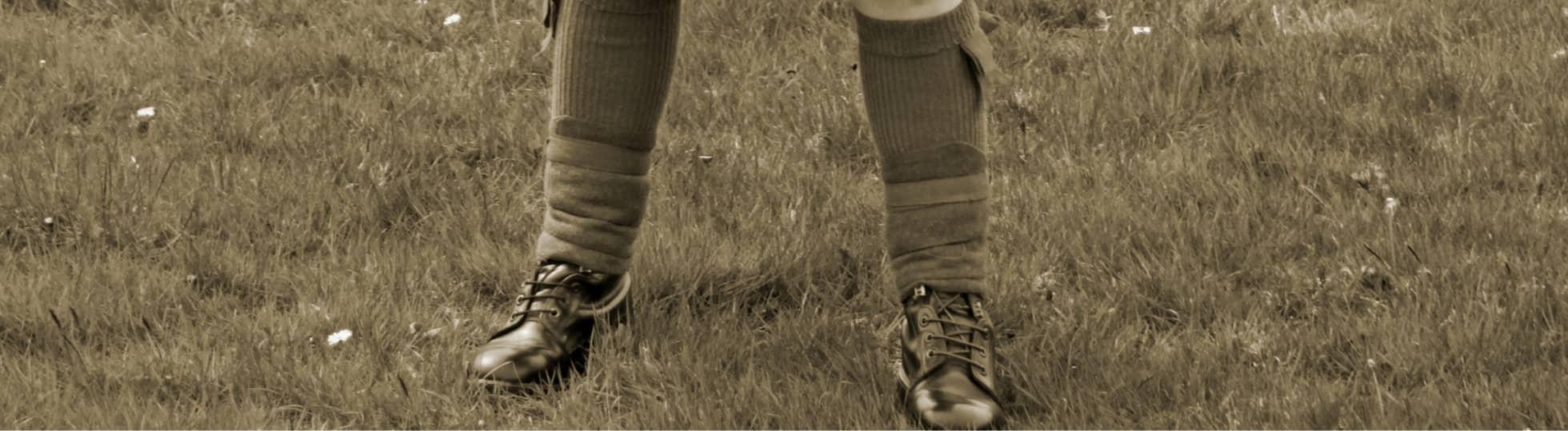 des guetres armee guerre mondiale soldat ww soldier spats gaiter chaps belle lurette et cie france