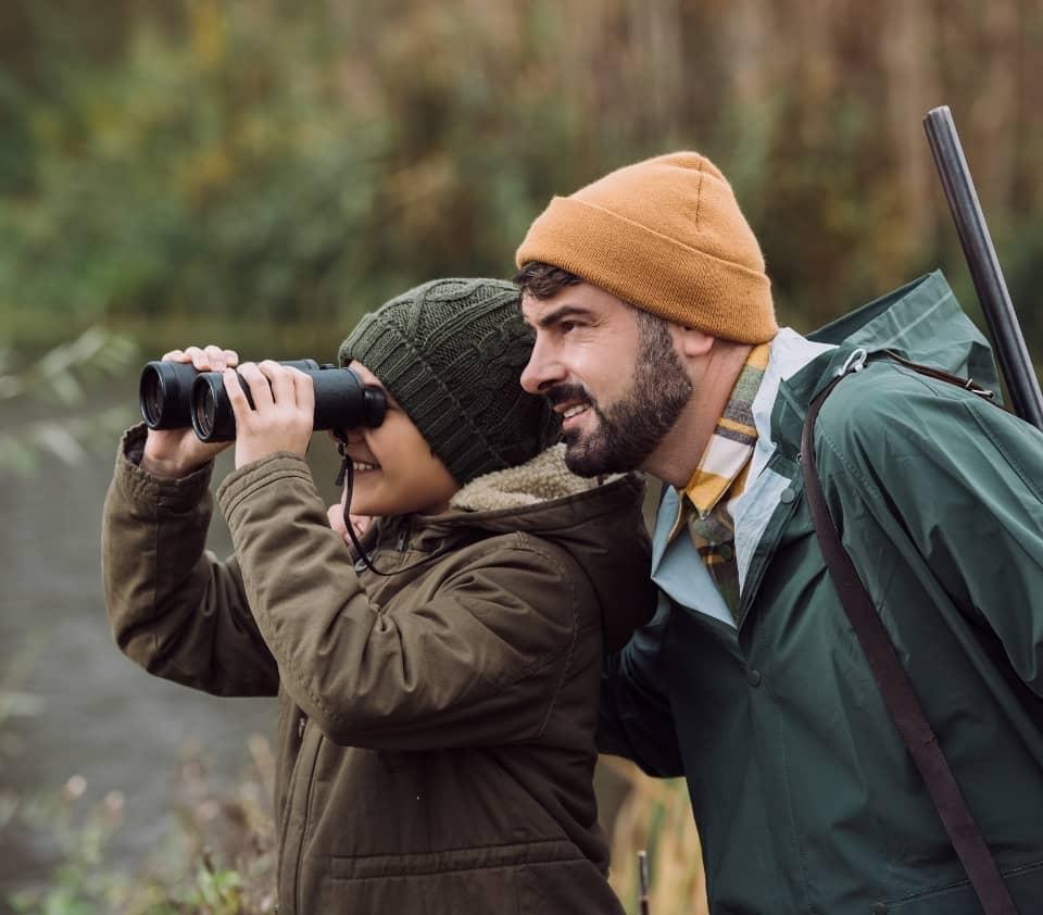 des guetres chasse traque battue hunter gaiters belle lurette et cie france