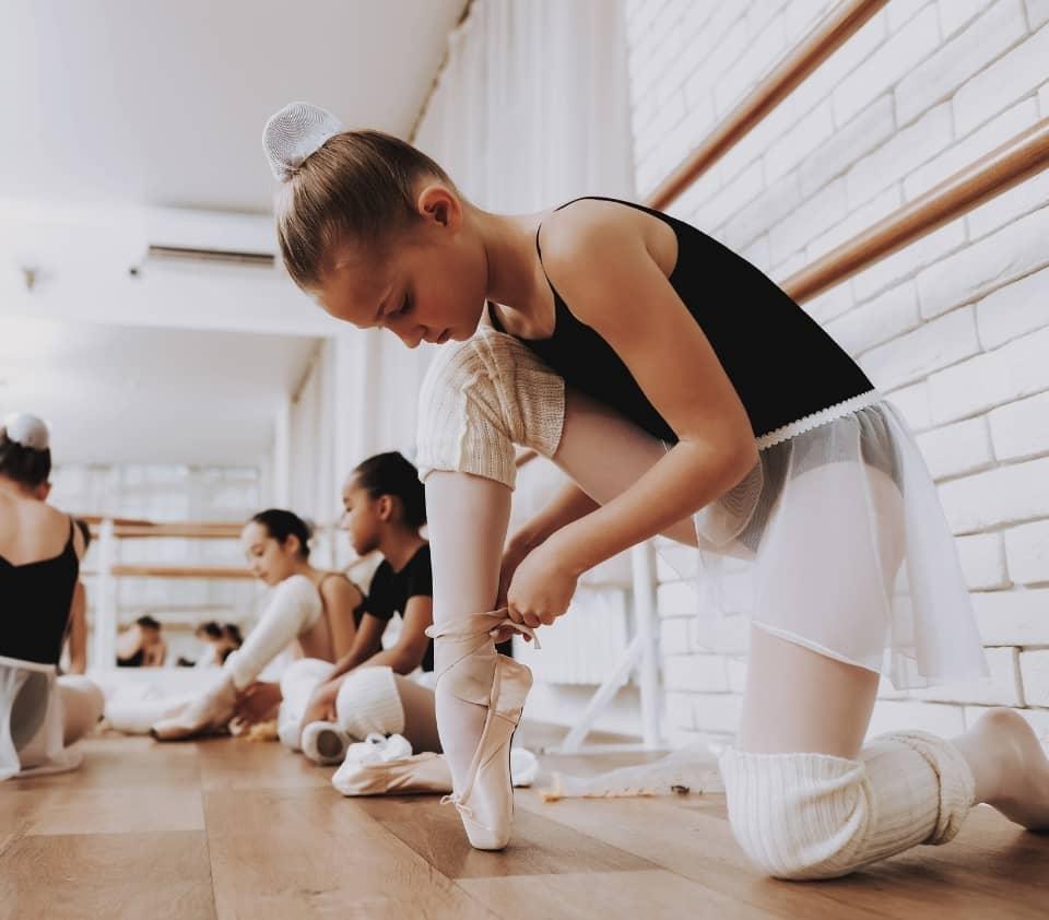 des guetres danseuse danse ballet ballerine belle lurette et cie france