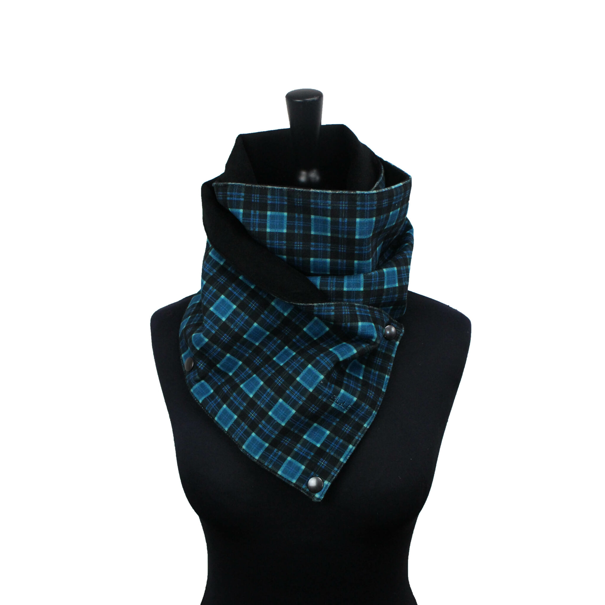 Écharpe Scottish Bleu