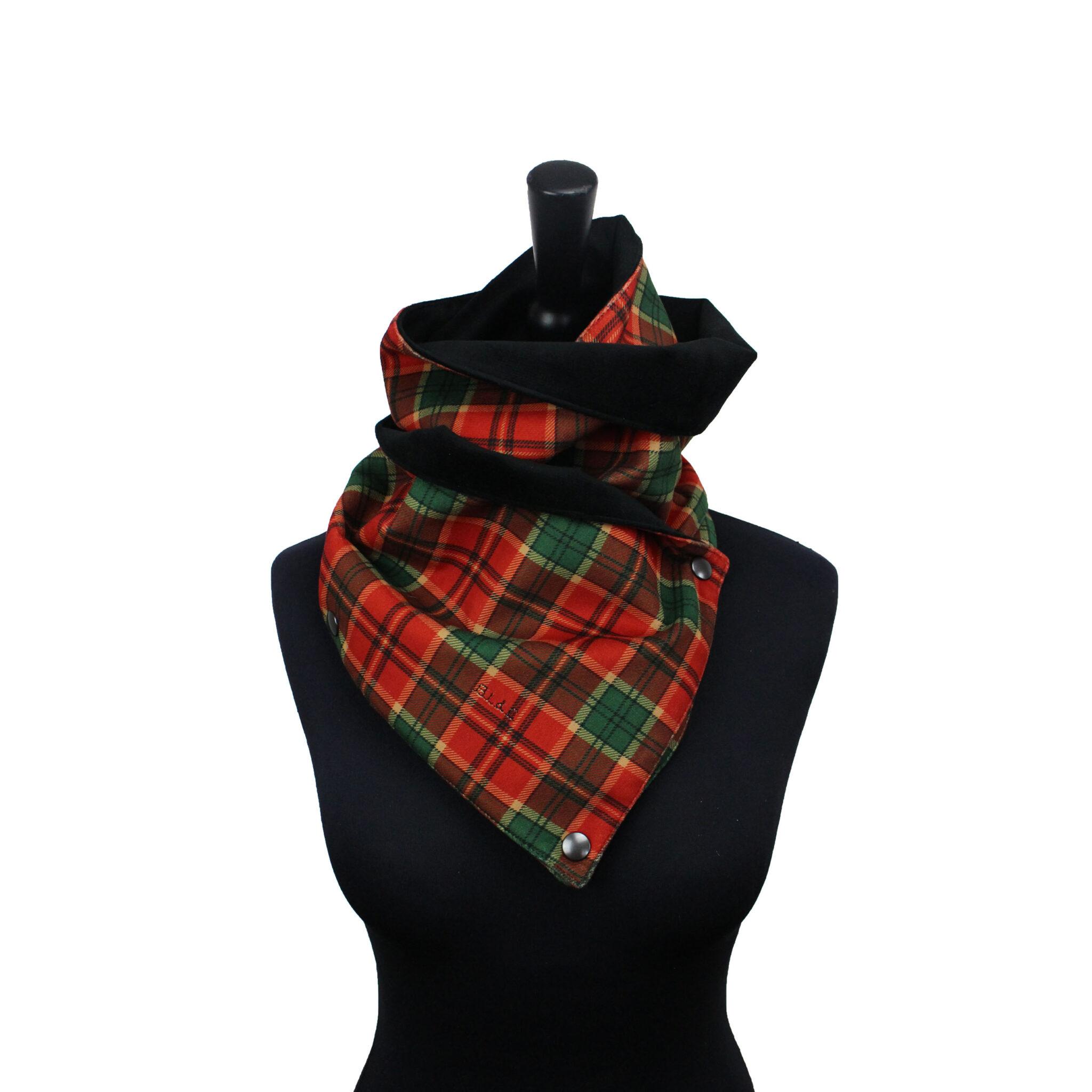 Écharpe Scottish Vert