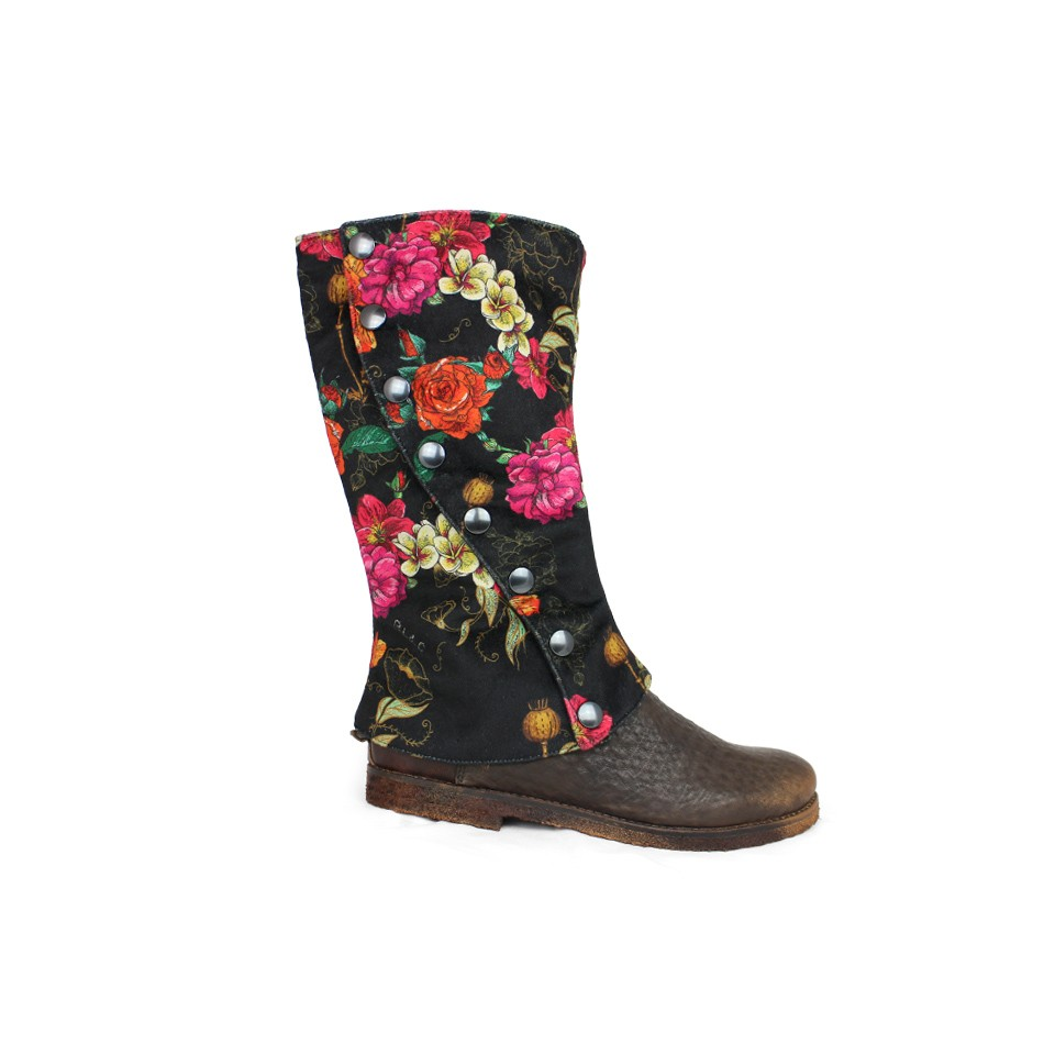 guetres-flowers-noir