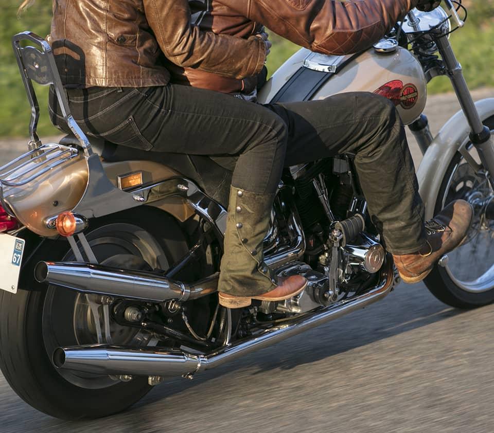 moto biker custom harley belle lurette et cie france