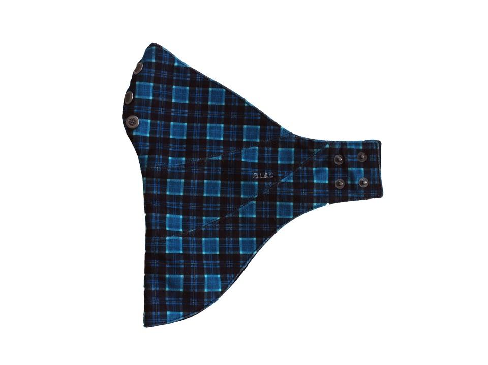 Masque Scottish Bleu